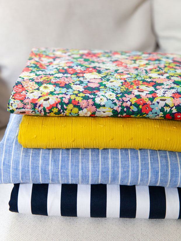 August Sewing Plans