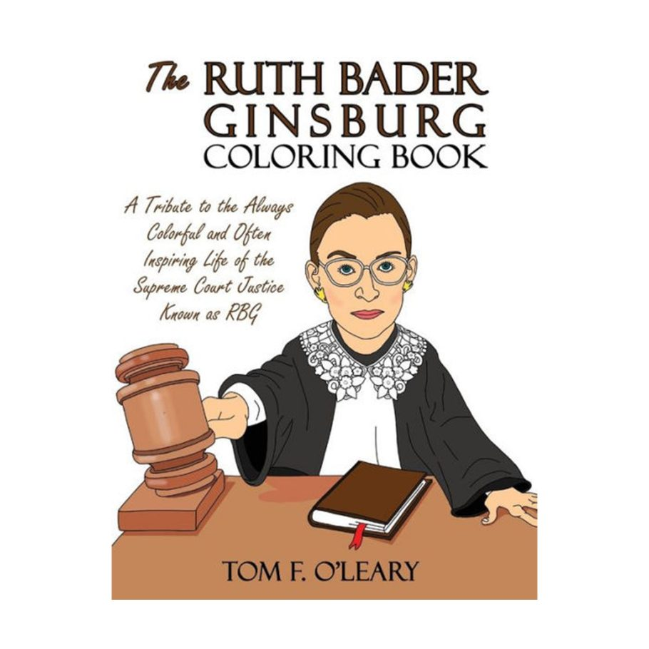 The RBG Coloring Book