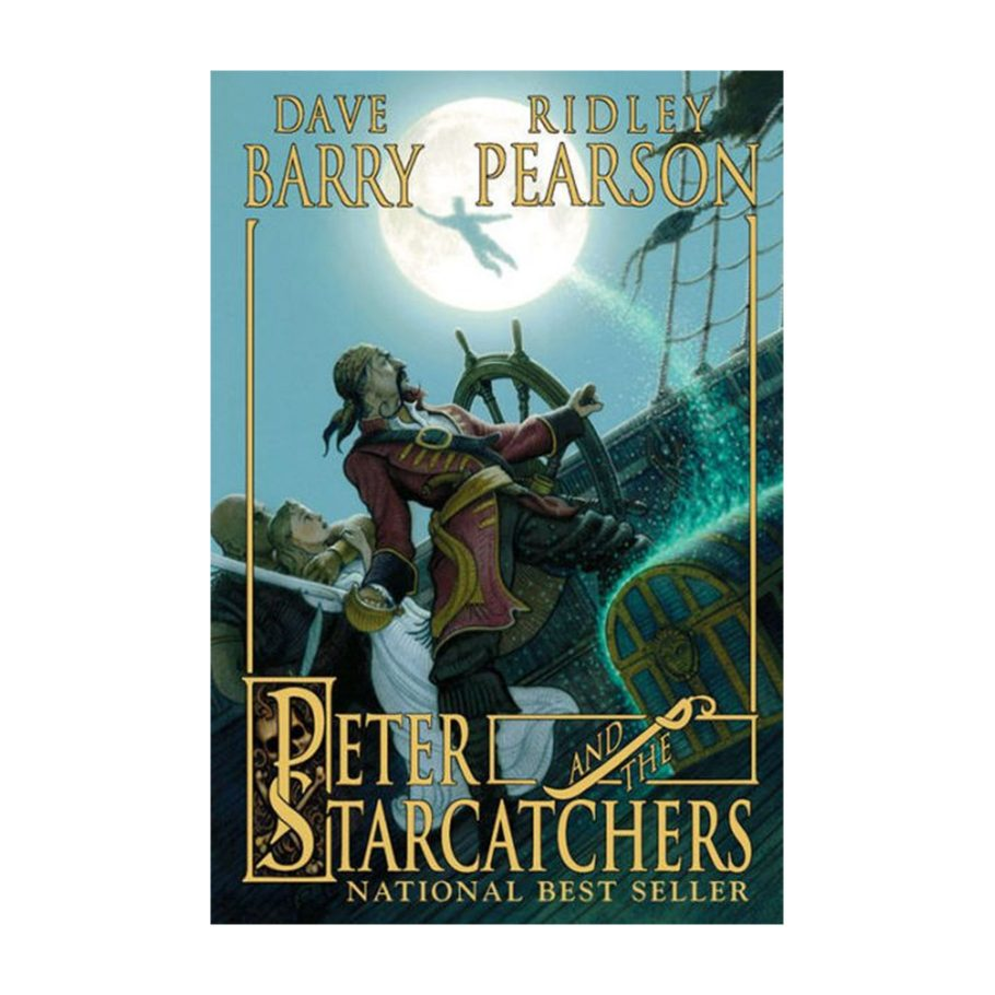 Peter and the Starcatchers by Dave Barry and Ridley Pearson