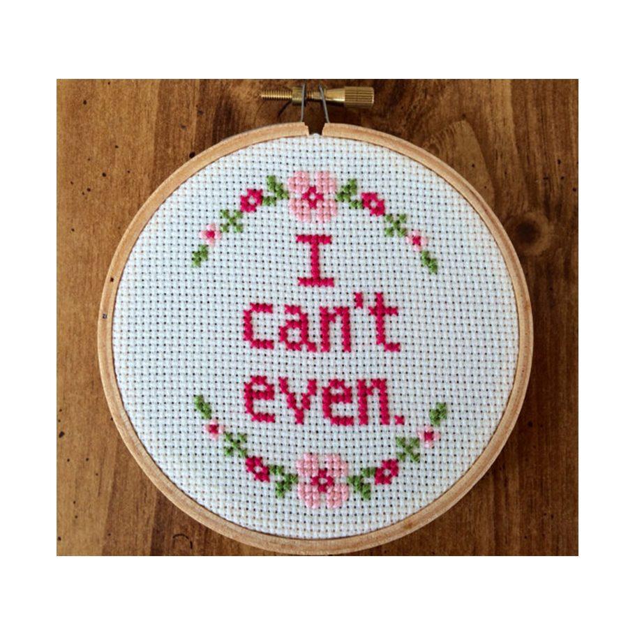 Cheeky Subversive Cross Stitch Patterns