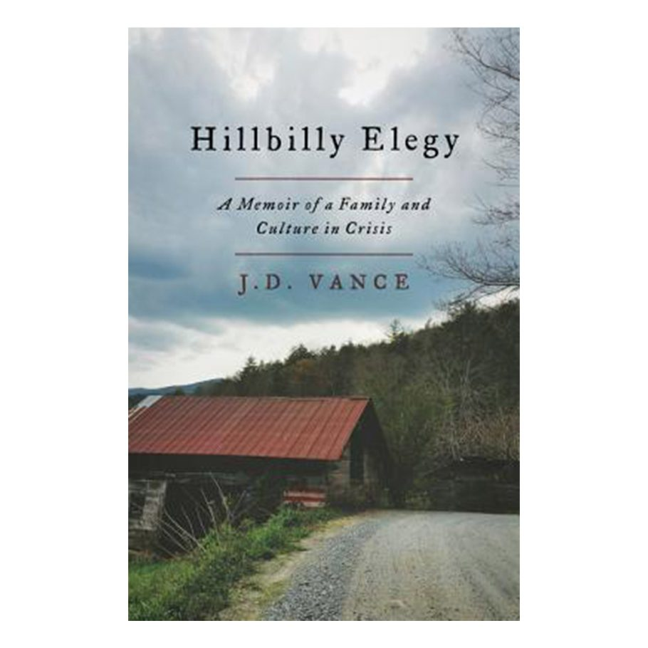 Hillbilly Elegy by J.D. Vance