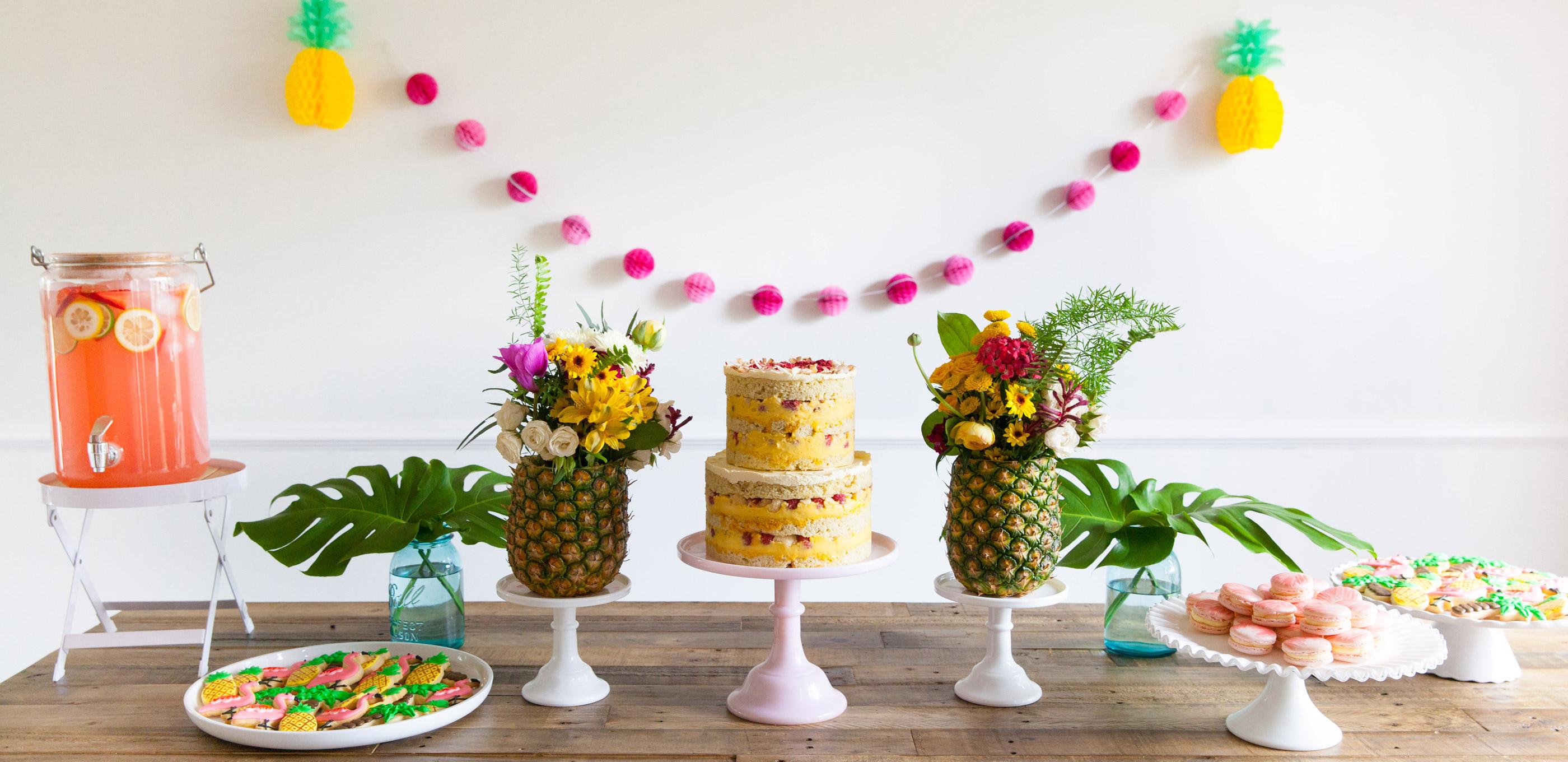 Caroline Turns 7: A Beach Birthday Party