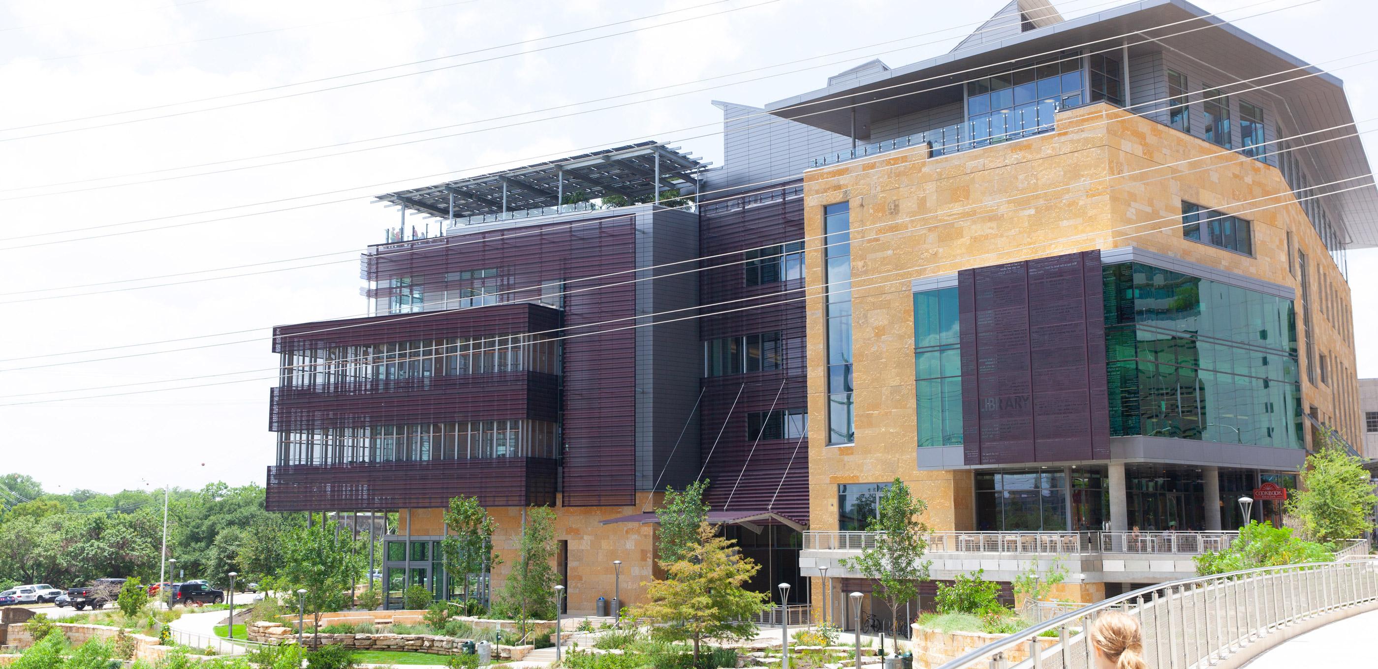 Central Public Library – Austin, TX