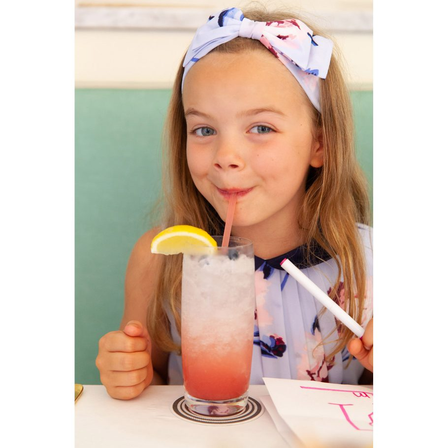 Pretty special lemonade
