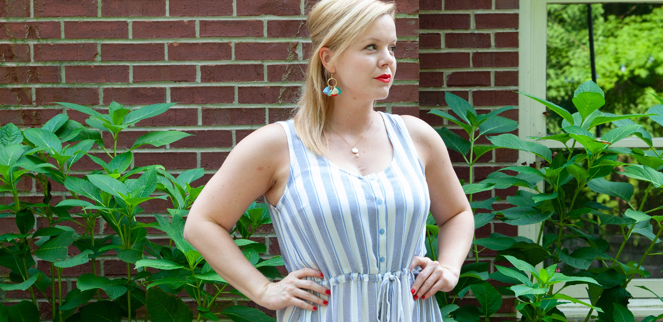 Late Summer Maxi Dress