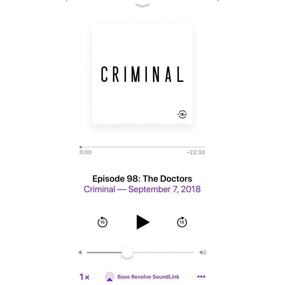 Doctors on Gun Violence - Criminal