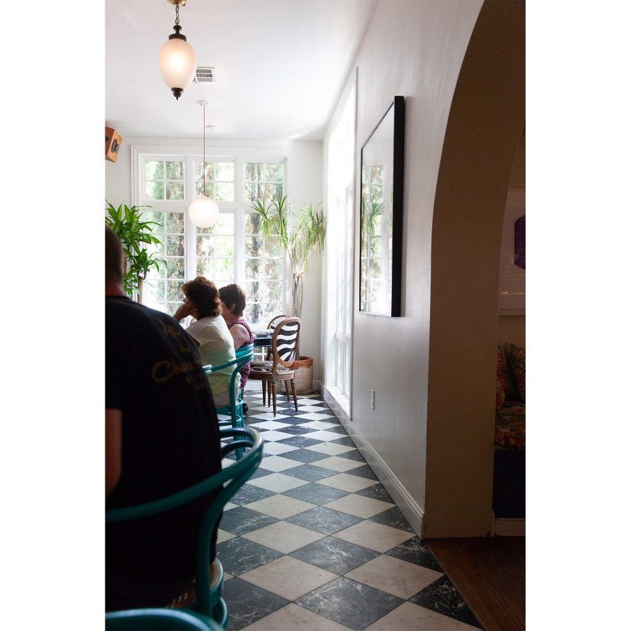 Elizabeth Street Café - The neighborhood café of my dreams