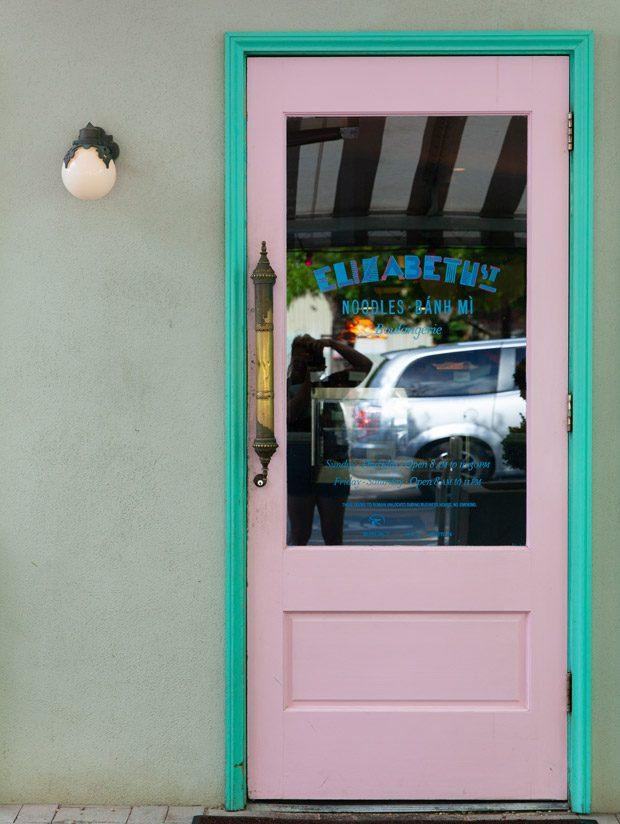 Elizabeth Street Café – Austin, TX