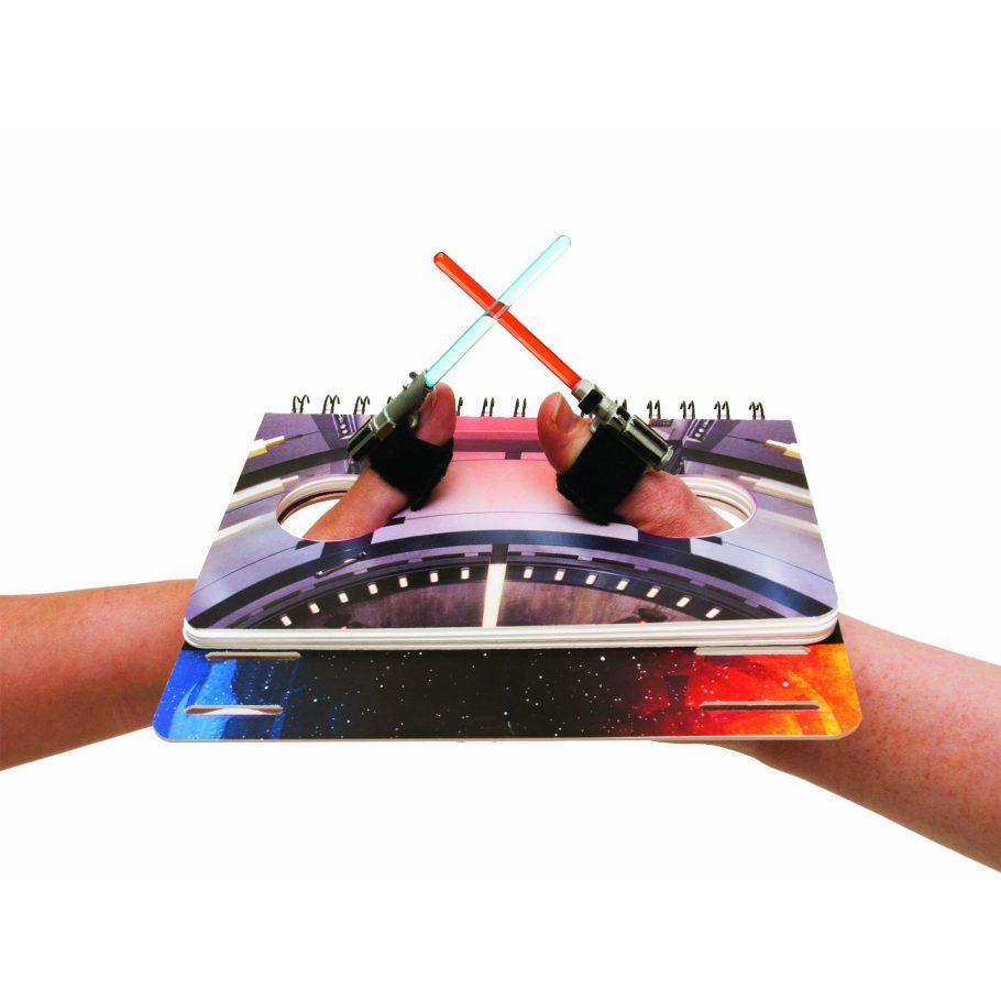 Star Wars Light Saber Thumb Wrestling