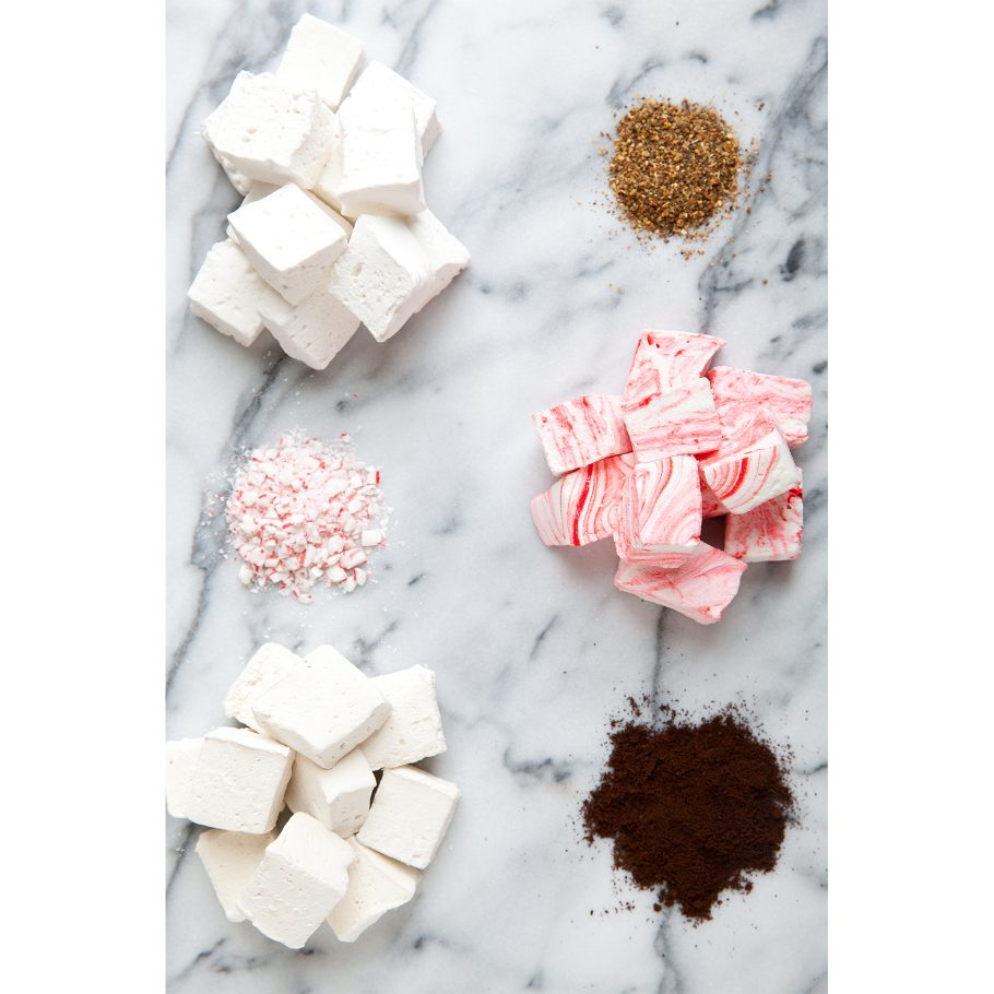 Holiday Flavored Marshmallows