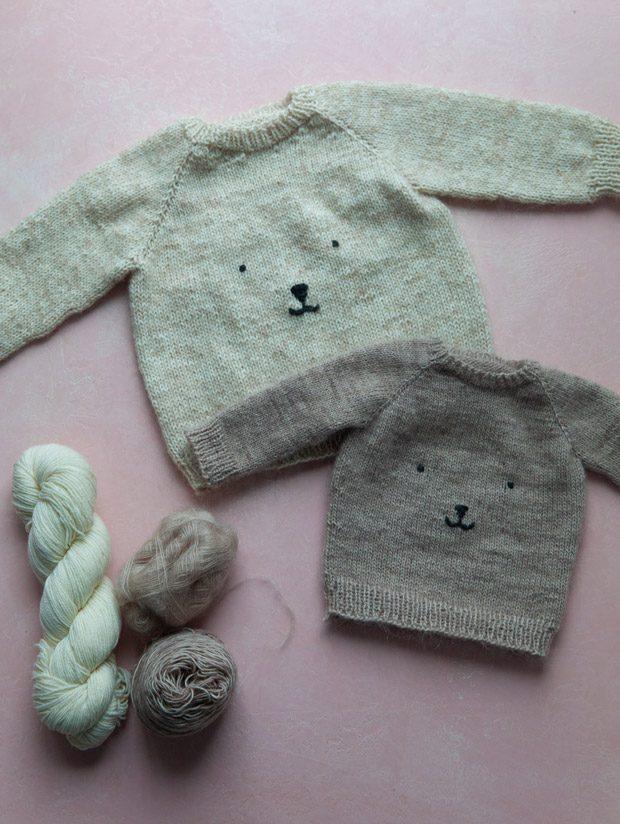 Baby Bear Sweater