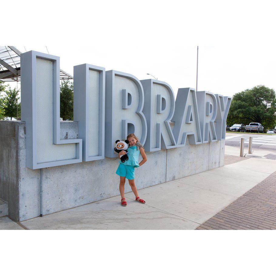Libraries rule!