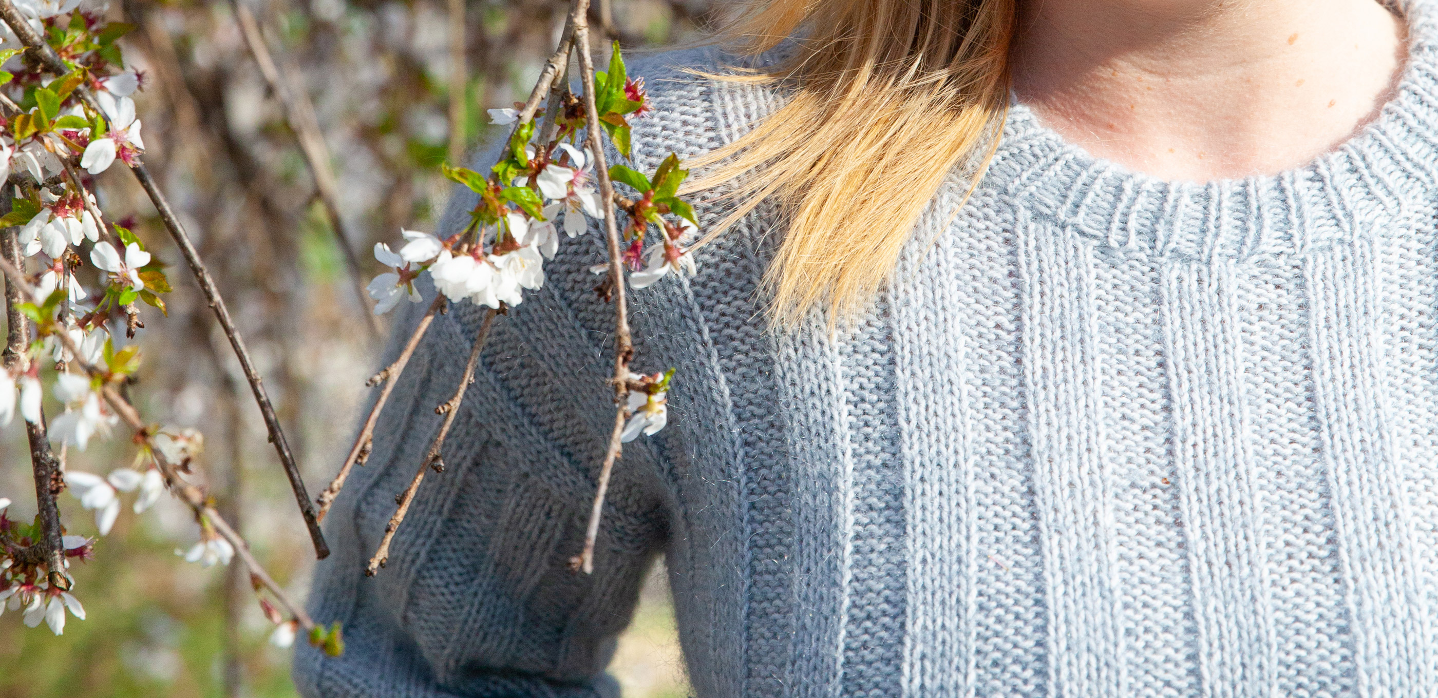 Vertical Stripes Sweater