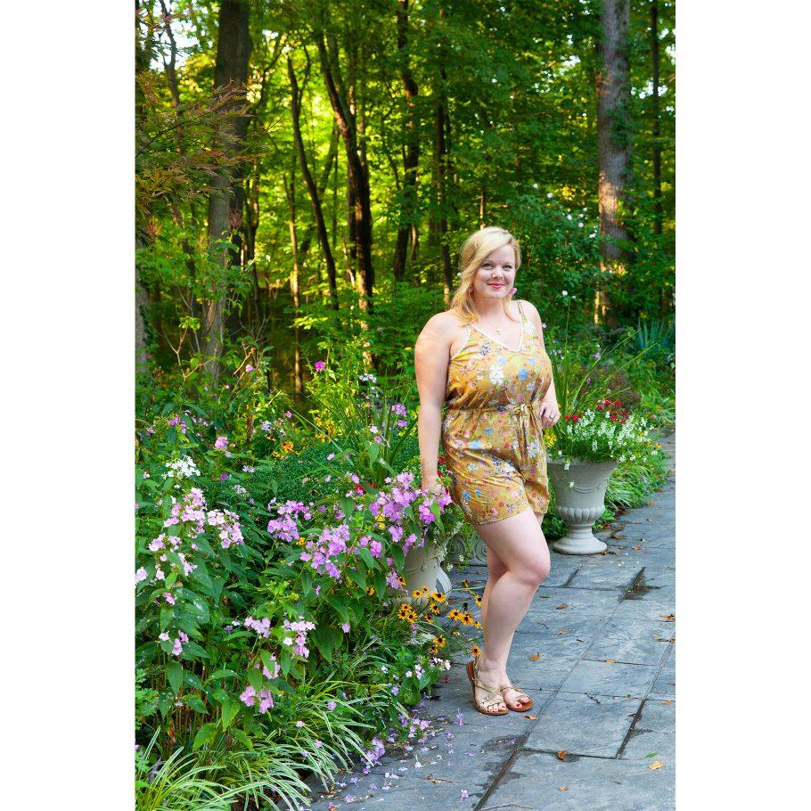 Garden Party Jumpsuit