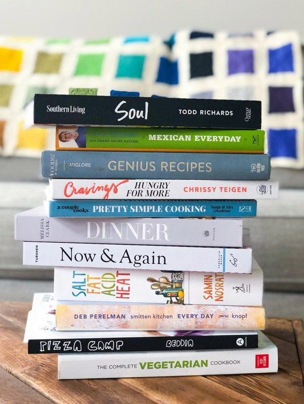 Introducing Cookbook of the Month
