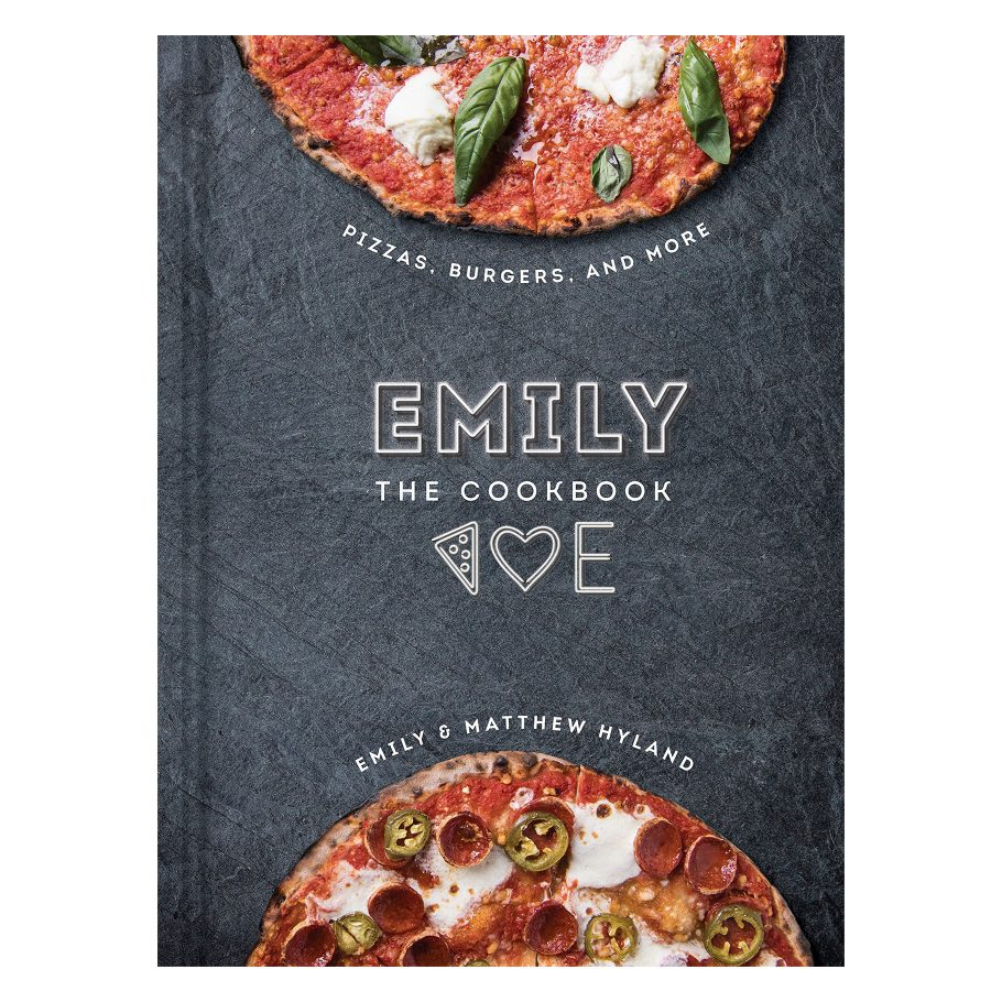 Emily: The Cookbook by Emily and Matthew Hyland