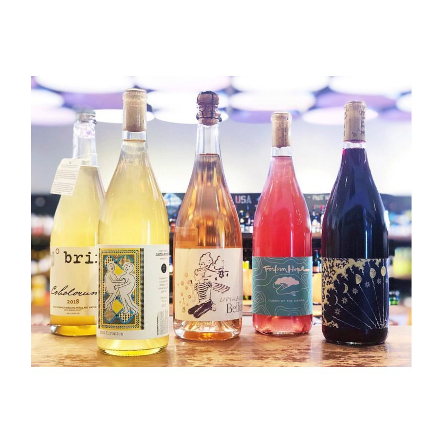 Domaine LA Naturalist Wine Club