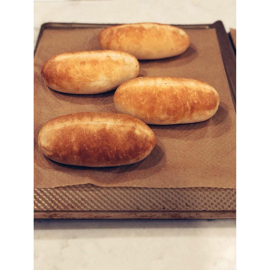 Bánh Mì Rolls
