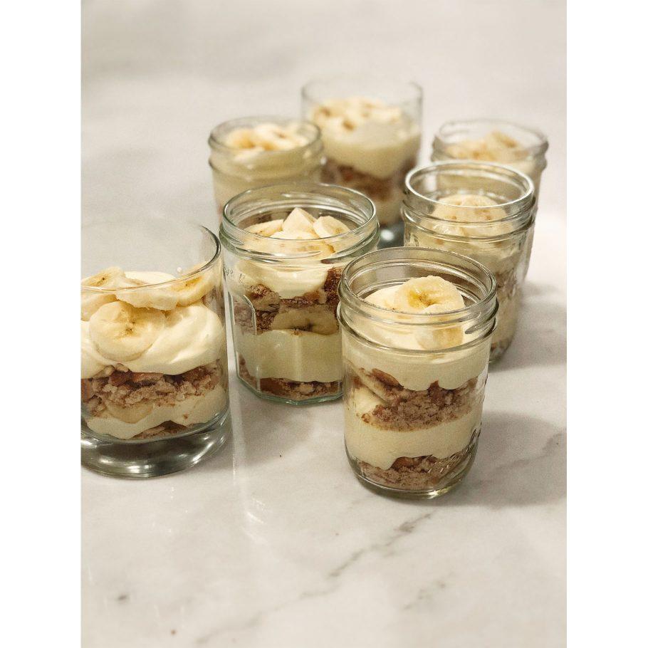 Banana Cream Pudding