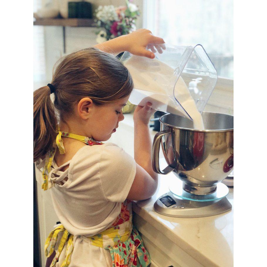 Baking with Caroline