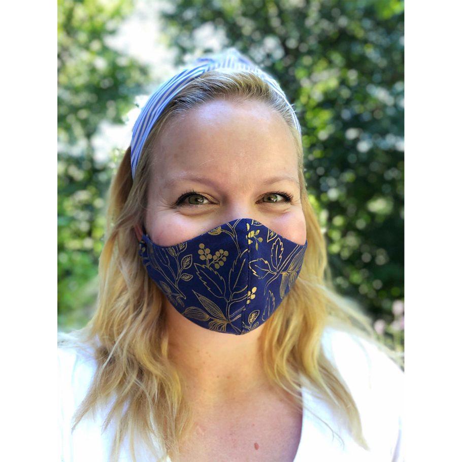 Masks galore