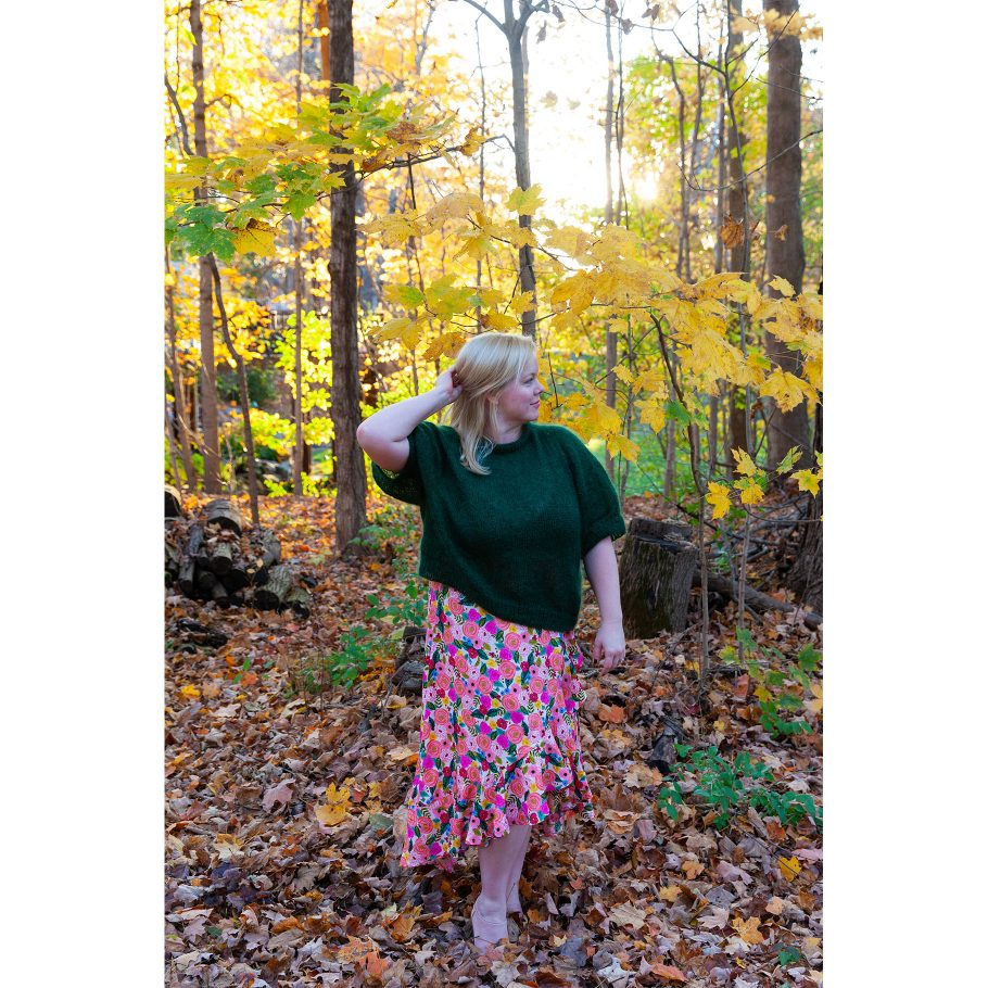 Alba Skirt + Puff Tee