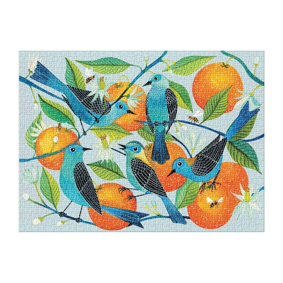 Naranjas 1000 Piece Puzzle