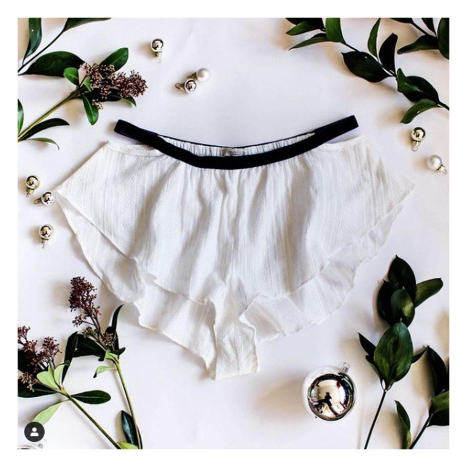 Fair Trade Organic Cotton Pajama Shorts