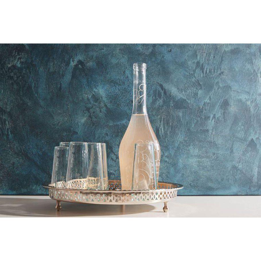 Moroccan Cone Champagne Glasses