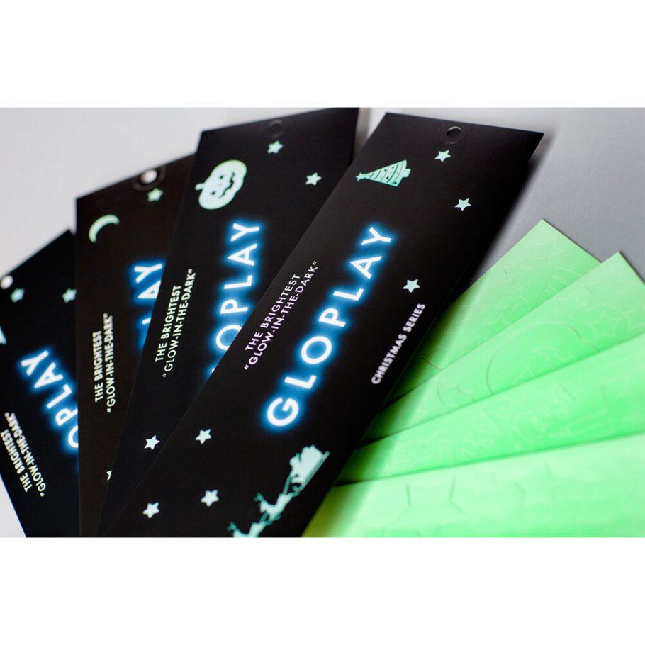 Gloplay Glow in the Dark Star Stickers