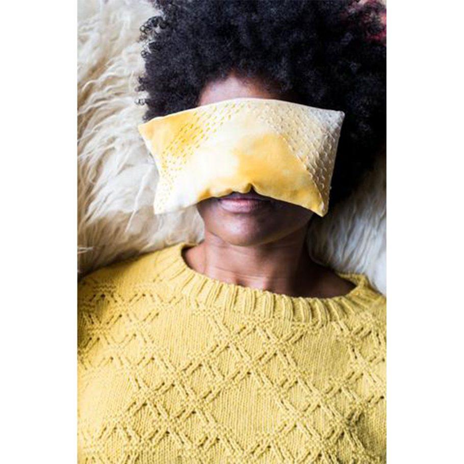 Good Vibrations Eye Pillow Kit