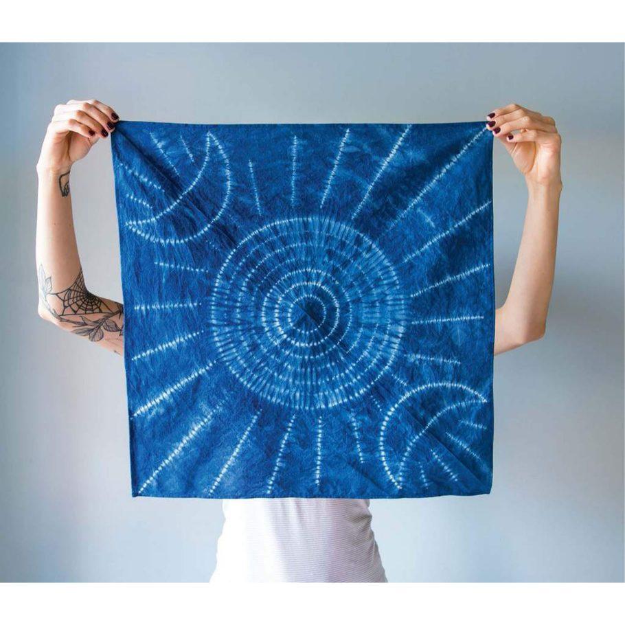 Make and Mend Stitched Shibori Kit